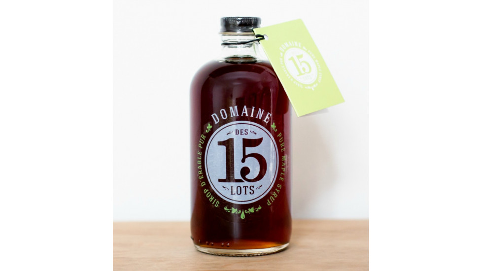 Dark Maple Syrup 250 ml