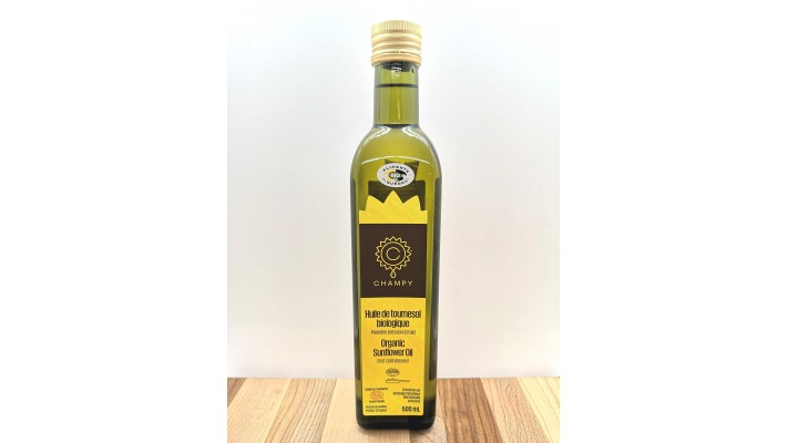Champy Organic Sunflower Oil 500 ml