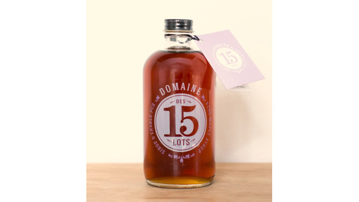 Amber Maple Syrup 250 ml