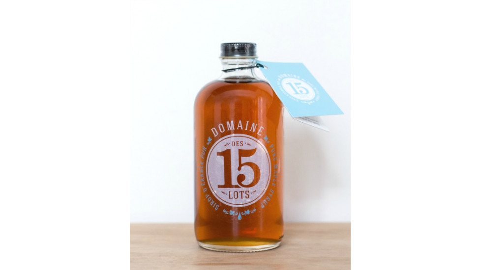 Golden Maple Syrup 250 ml