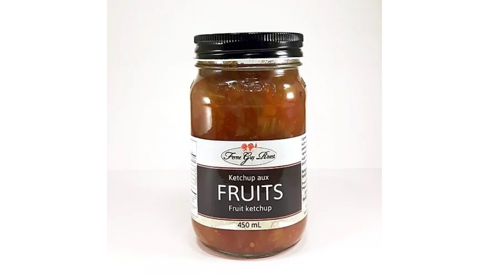 Ketchup aux fruits 450ml